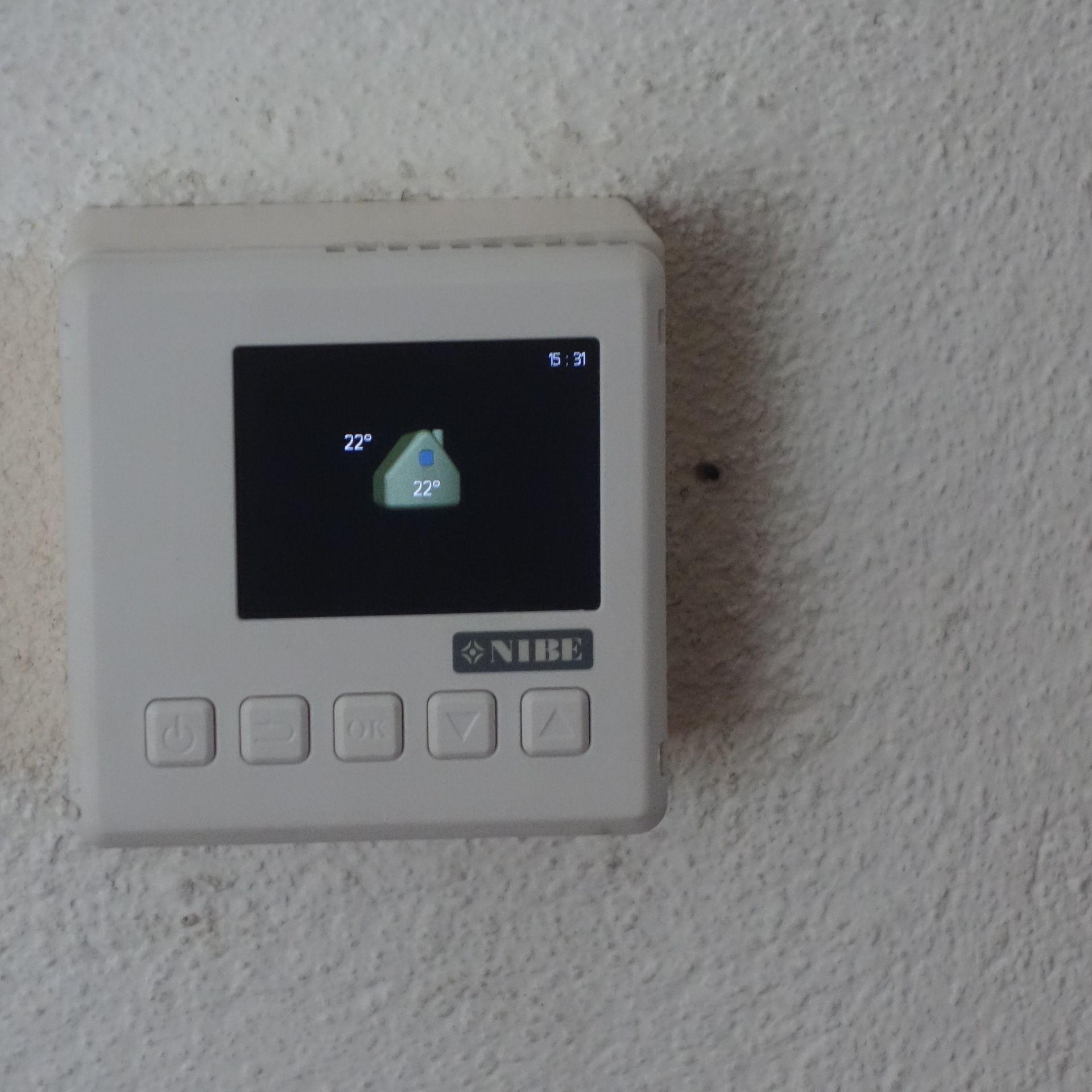 NIBE hybride warmtepomp in de praktijk. Wat opvalt is een