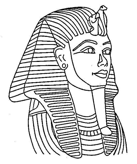 Egipt Kolorowanki Do Wydrukowania Arte Egiziana Egitto Pagine