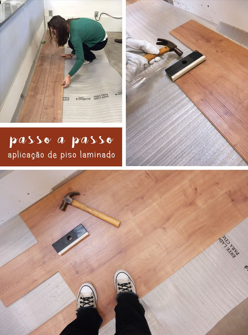 M s de 25 ideas incre bles sobre piso laminado instalacion - Como instalar suelo laminado ...