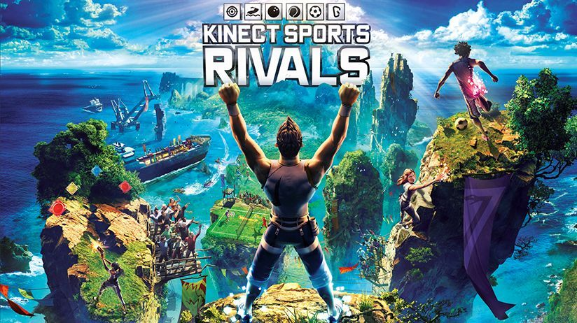 Kinect Sports Rivals review next gen Wii Sports Video