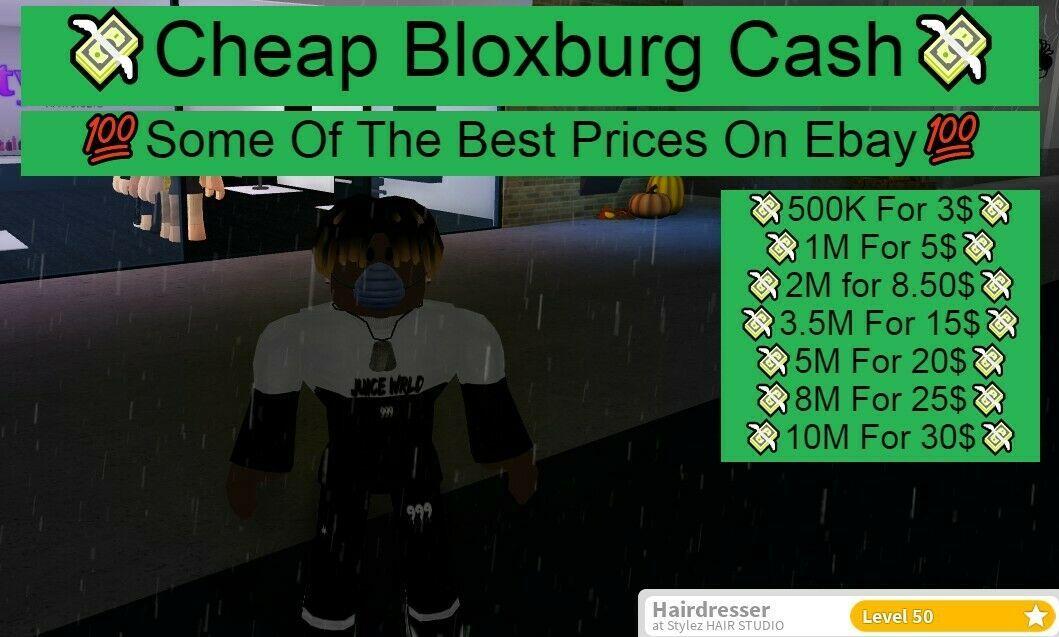 100 Legit Very Cheap Roblox Bloxburg Money Safe And Fast Roblox Money Safe Hair Studio