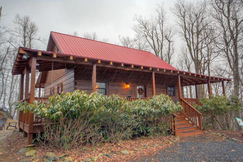 Honey Bear Cabin | Carolina Cabin Rentals | Vacation Cabin Rental | Boone,  NC |