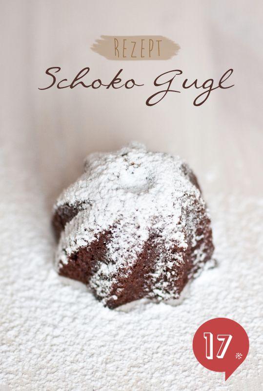Mini Schoko Gugl Everyday Recipes Schoko Kuchen Und Schokoladen