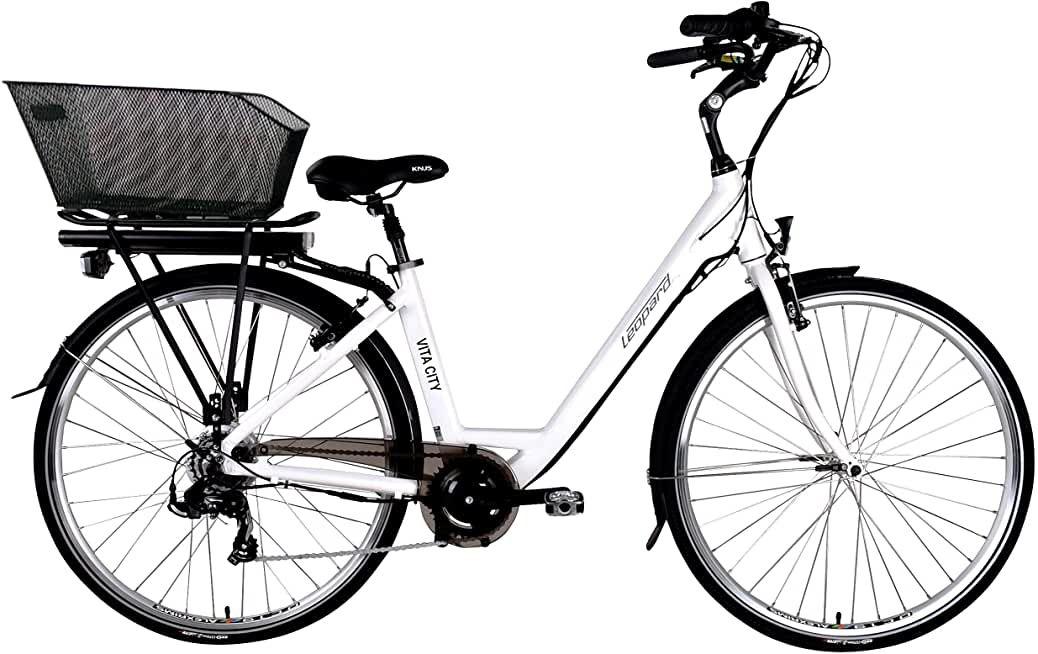 Leopard Vita City E Bike Damen 28 Zoll 44 Cm City Elektrofahrrad