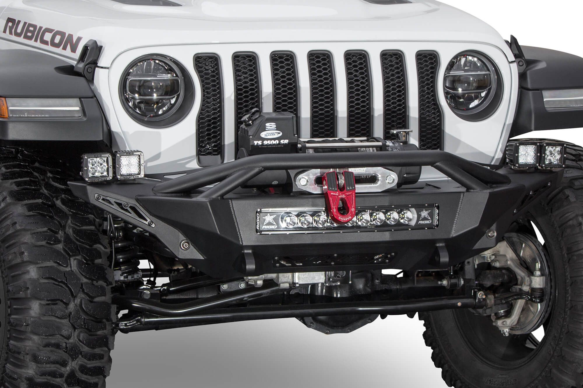 2018 2020 Jeep Wrangler Jl Winch Front Bumpers Shop Now Jeep Wrangler Jeep Jl Jeep Bumpers