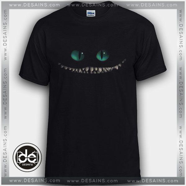 NEW Cheshire Cat Alice In Wonderland Personalized T-Shirt