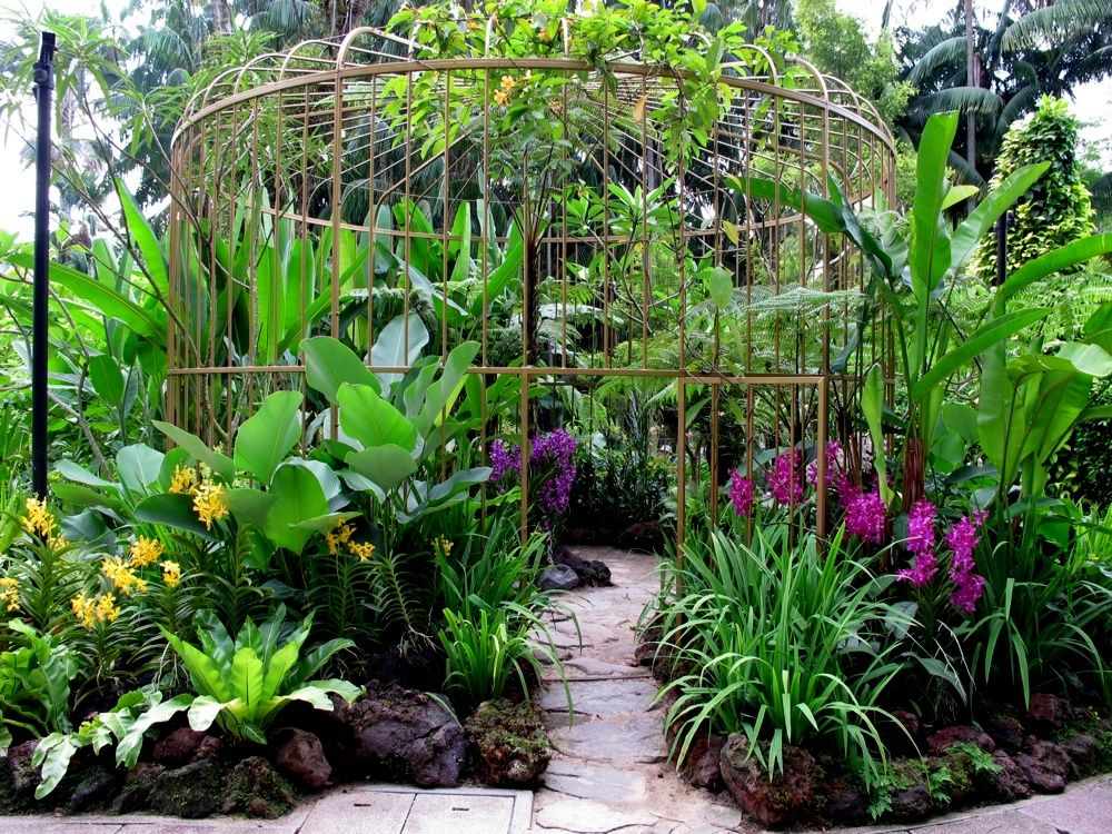 Orchids Garden Design orchid botanical garden singapore more Singapore Orchid Garden Orchid Birdcage