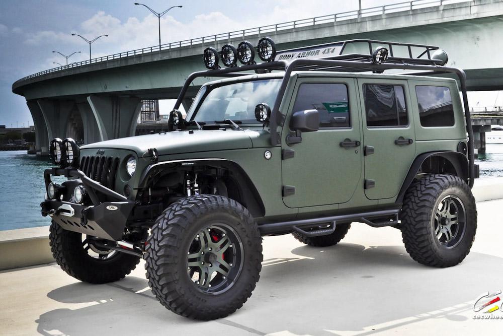 2011 jeep wrangler jk army edition youtube.