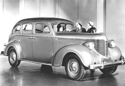 1938 Desoto Sedan Desoto Cars Chrysler Desoto