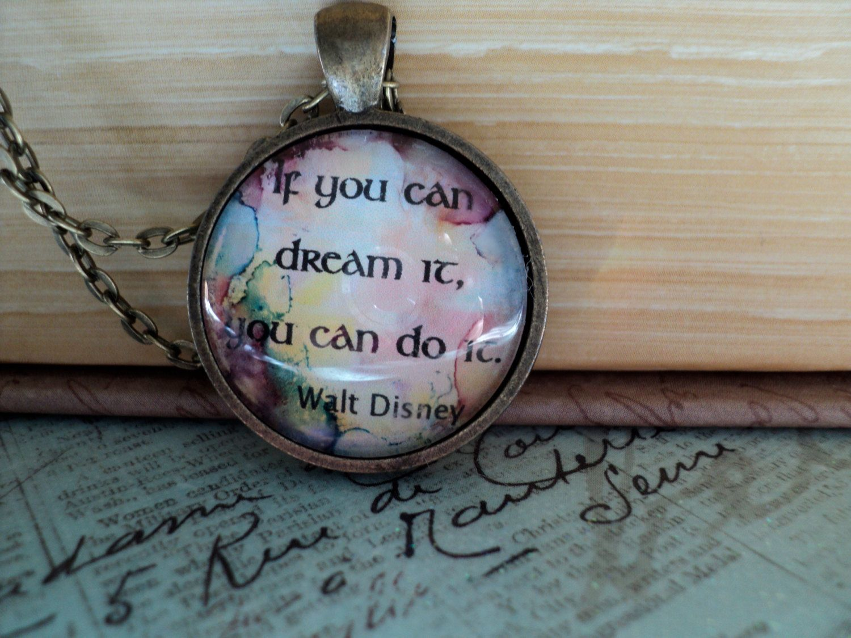 Graduation Giftif You Can Dream It You Can Do Itspirational