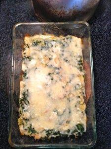 Creamy Artichoke, Spinach, White Bean Dip