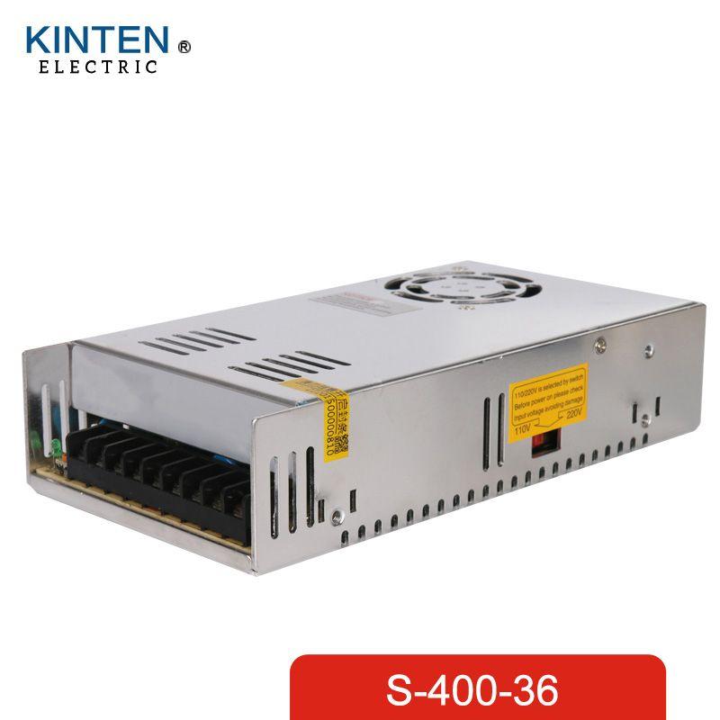 400W 36V NEW Single Output Switching power supply AC-DC CNC Led strip US STOCK