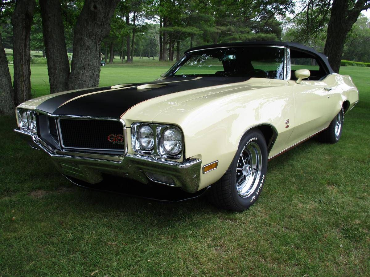 1970 Buick Gran Sport (With images) Buick cars, Buick