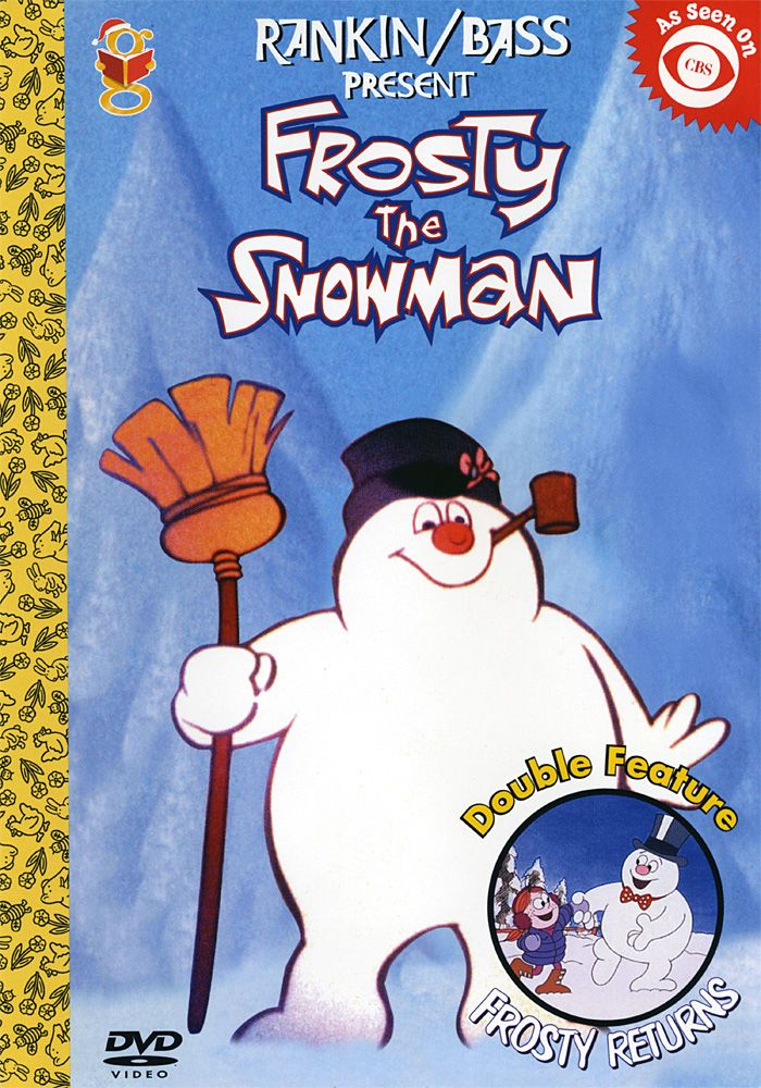 frosty the snowman jimmy durante christmas video backgrounds