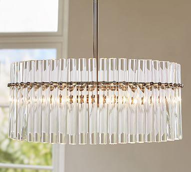 Gretta crystal chandelier chandeliers lights and room gretta crystal chandelier aloadofball Images