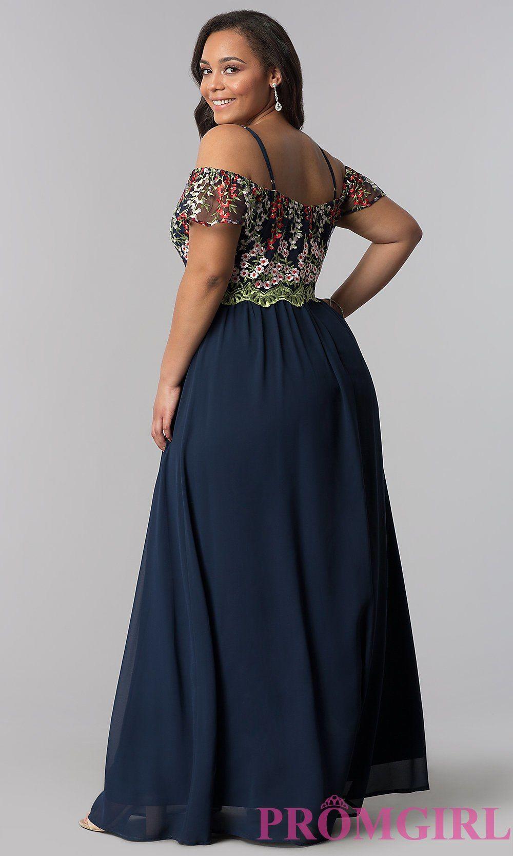 Long Plus Size Off The Shoulder Prom Dress Dresses Plus Prom Dresses Affordable Evening Dresses [ 1666 x 1000 Pixel ]