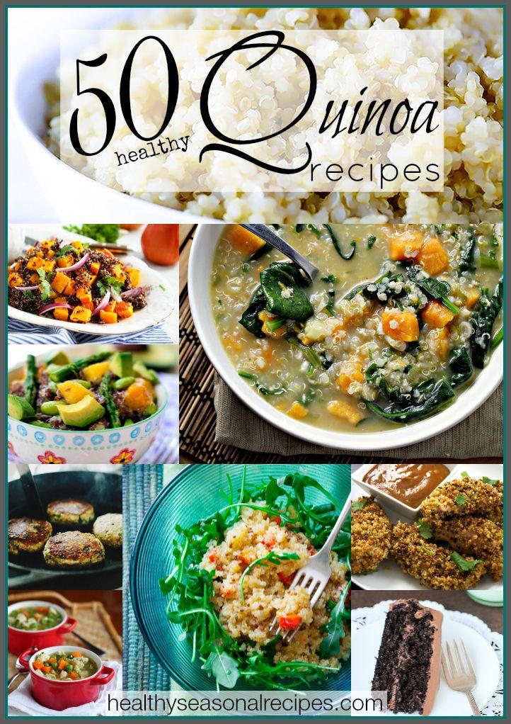 Photo of 50 healthy quinoa recipes