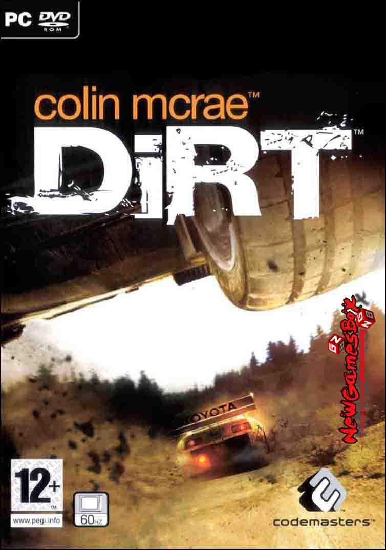 Colin McRae: DiRT PC Game Free Download Full Version, Free