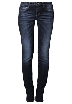 Jeans Straight Leg - mid blue denim