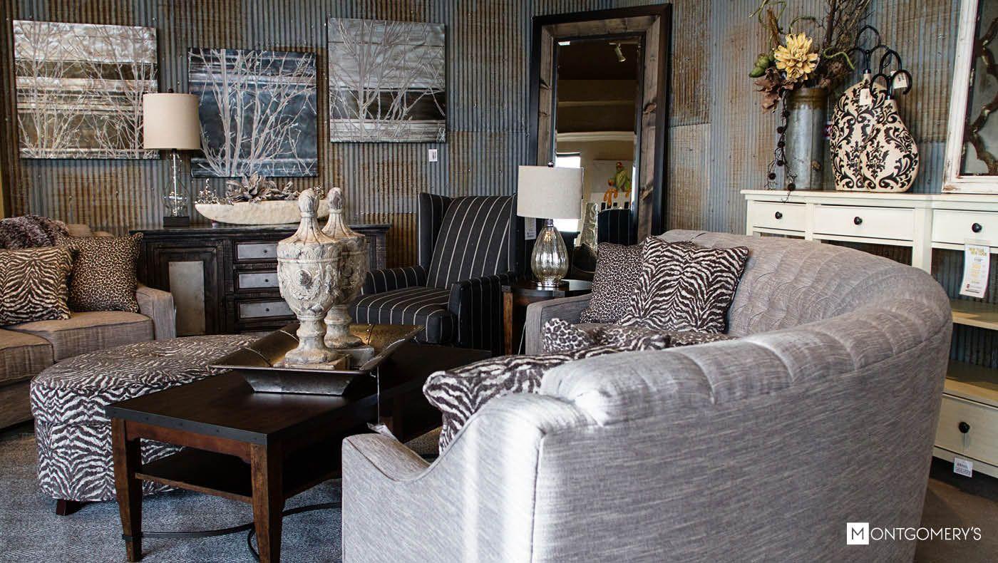 Showrooms Montgomery's Furniture, Flooring and Window