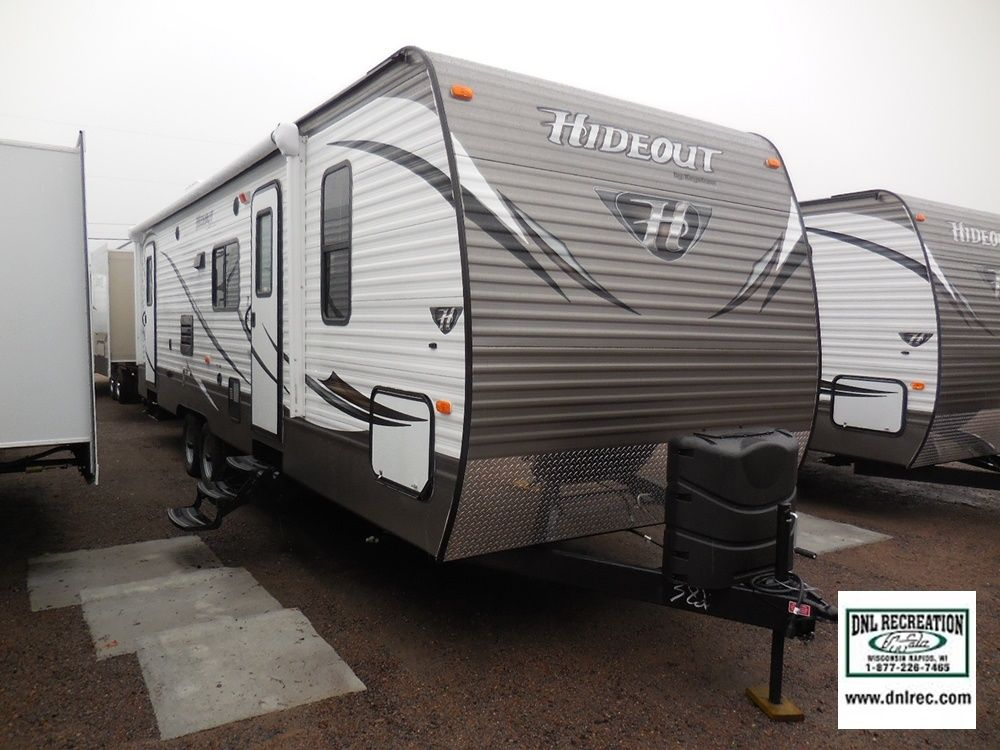 2015 Hideout 280LHS available at DNL Recreation in