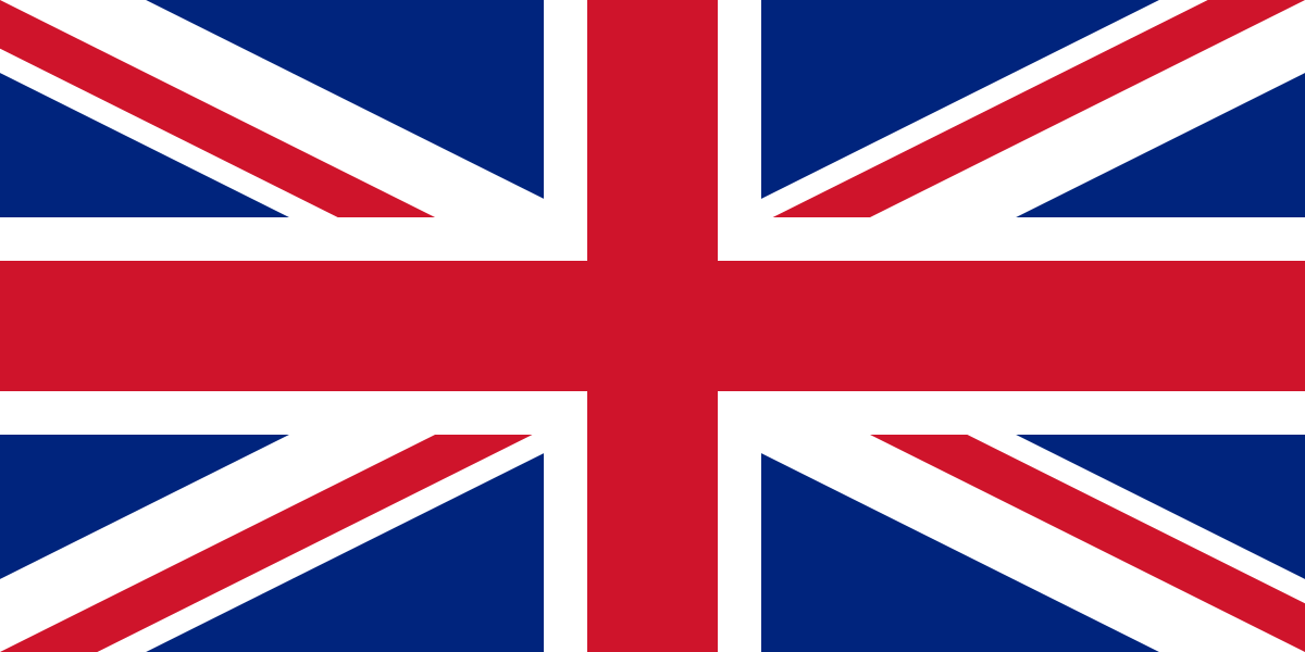 The Union Flag A Red Cross Over Combined Red And White Saltires All With White Borders Over A Dark Blue Backgr Britain Flag United Kingdom Flag England Flag