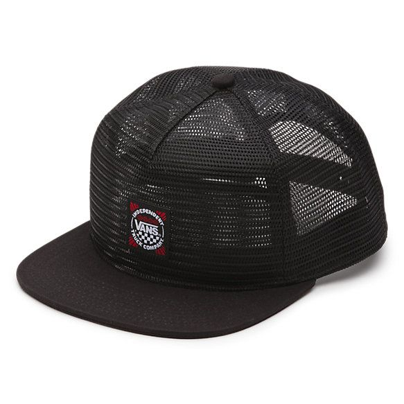 3a483ac21c2 Vans x Independent All Mesh Trucker Hat