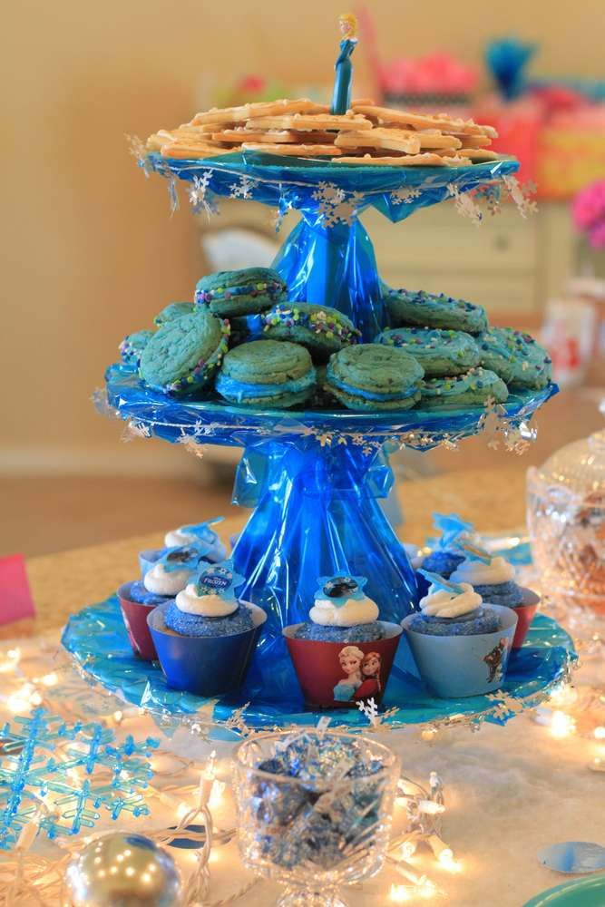 Disney Frozen Birthday Party Ideas | Photo 3 of 11 | Catch My Party