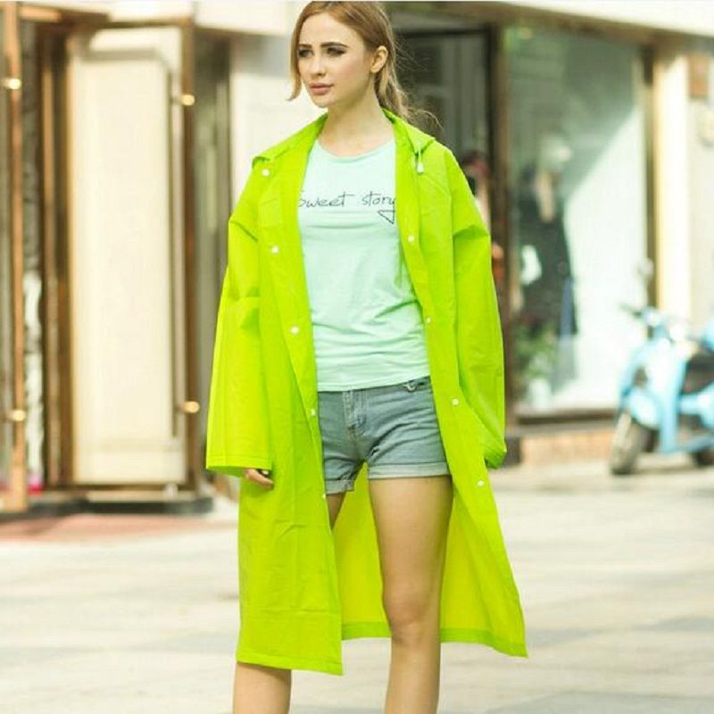 WINSTBROK Rain Jacket Women/Men 2017 Fashion Rain Coat Impermeable ...