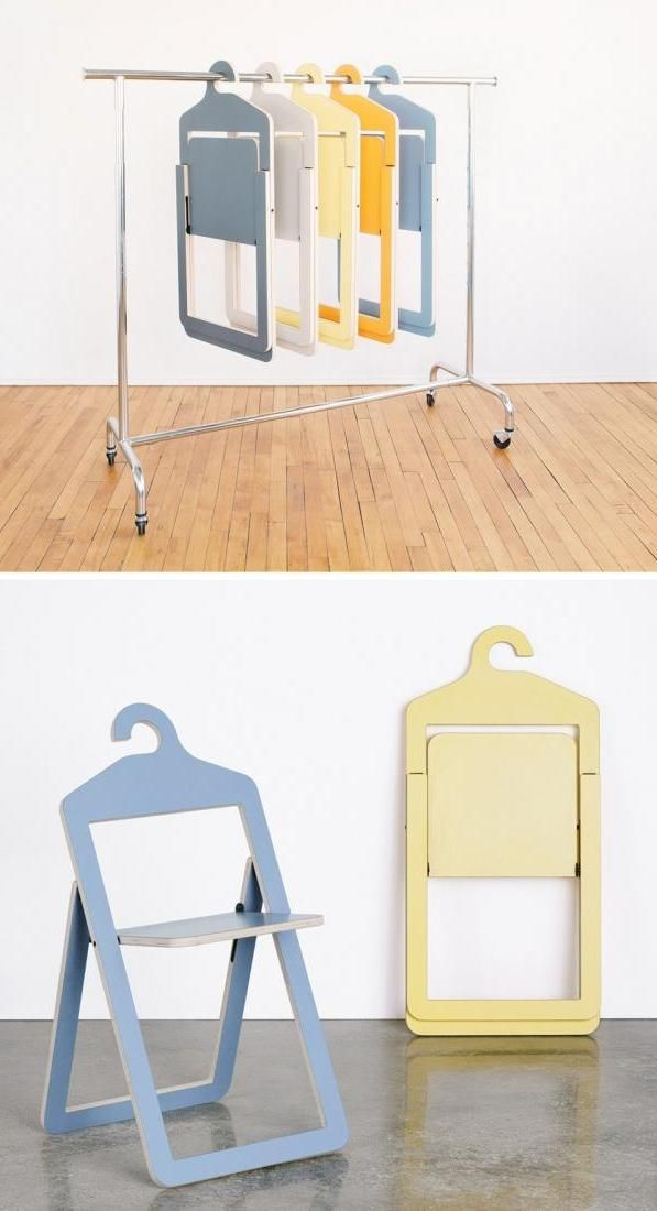 The Chair Hanger Hanger Chair Multifunction Furniture 10 Interesting Pieces  Of Furniture For Small Apartments