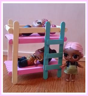 Photo of DIY L.O.L Doll Furniture