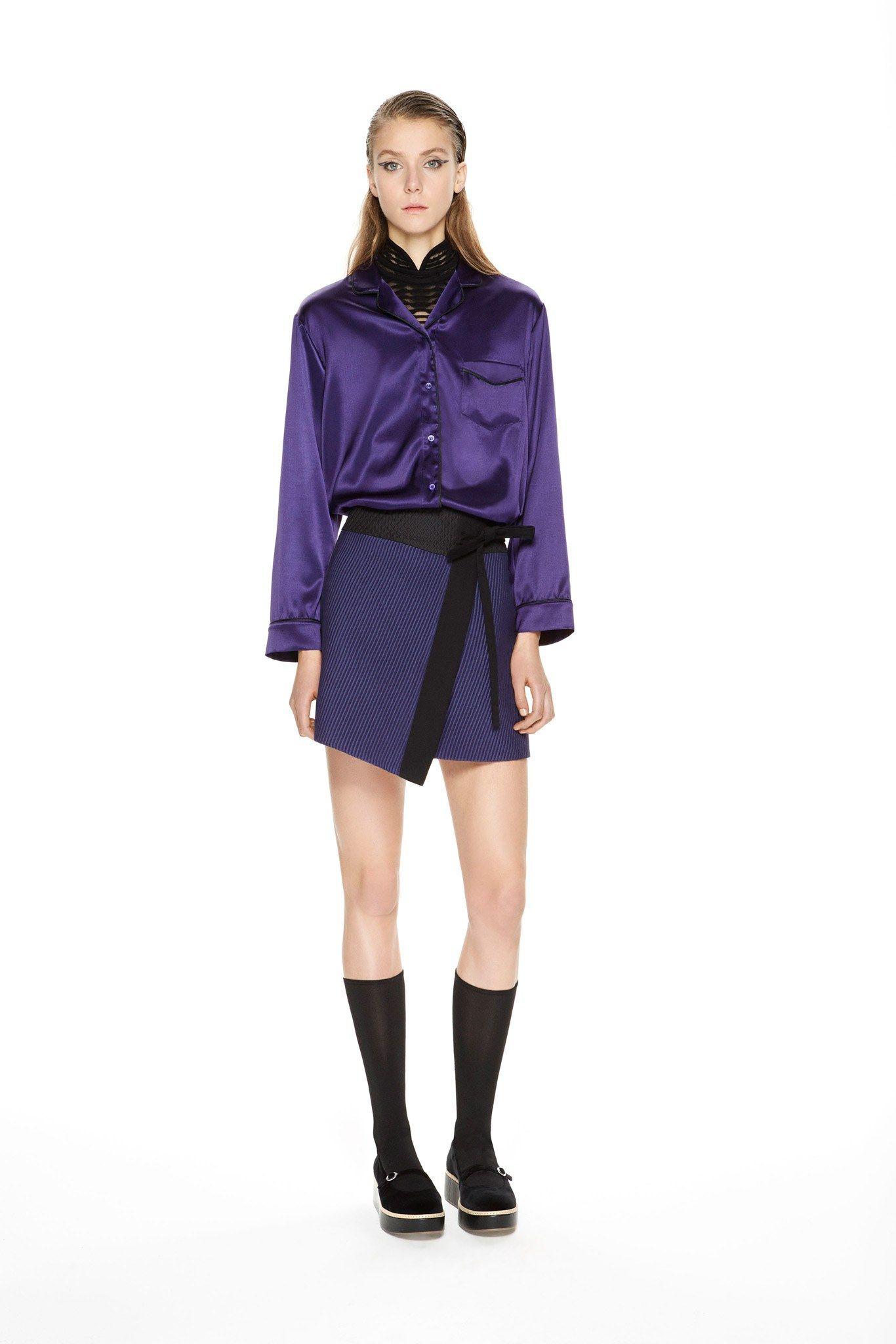 M Missoni Fall 2015 Ready-to-Wear Fashion Show Look 4