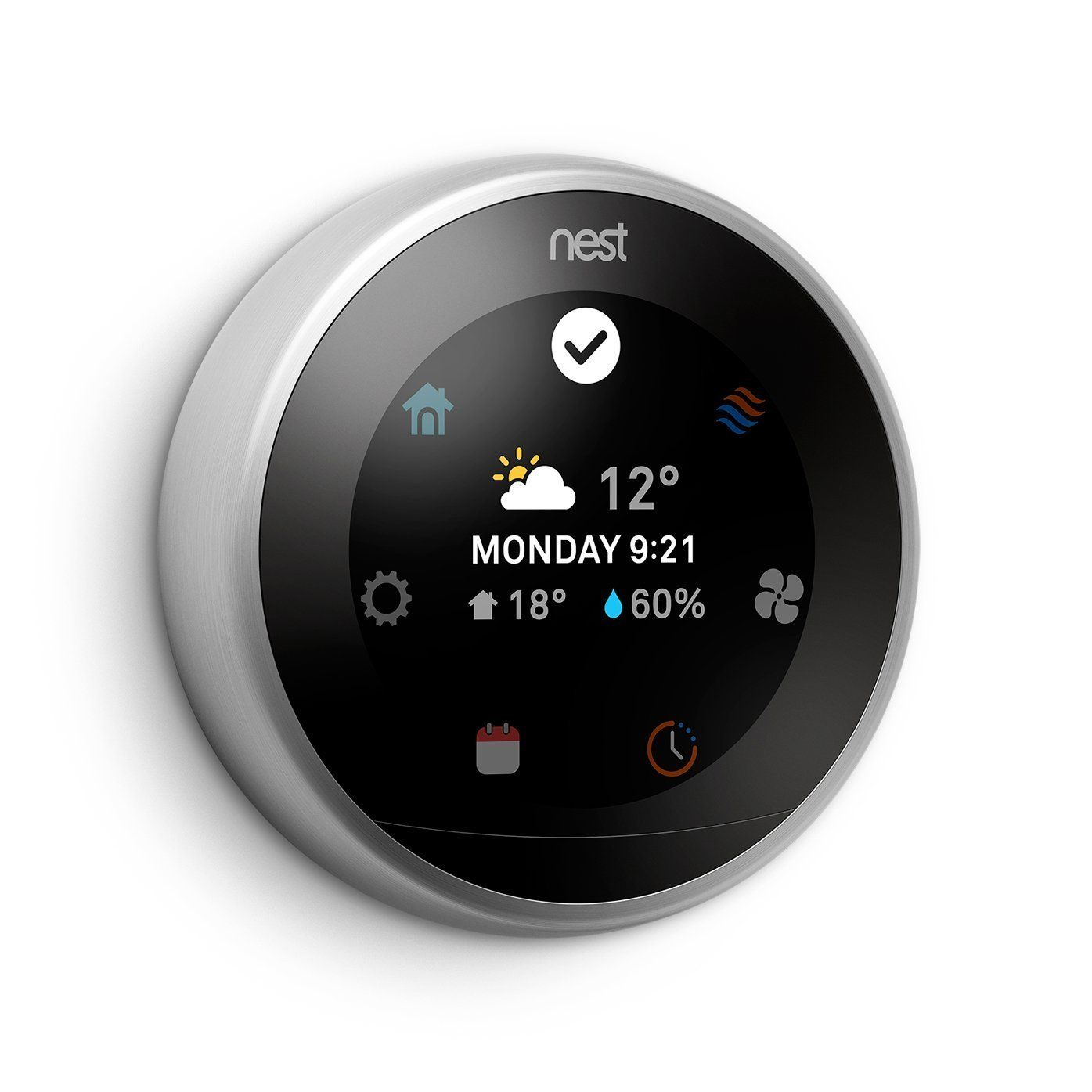 Nest Learning Thermostat Nest learning, Nest learning