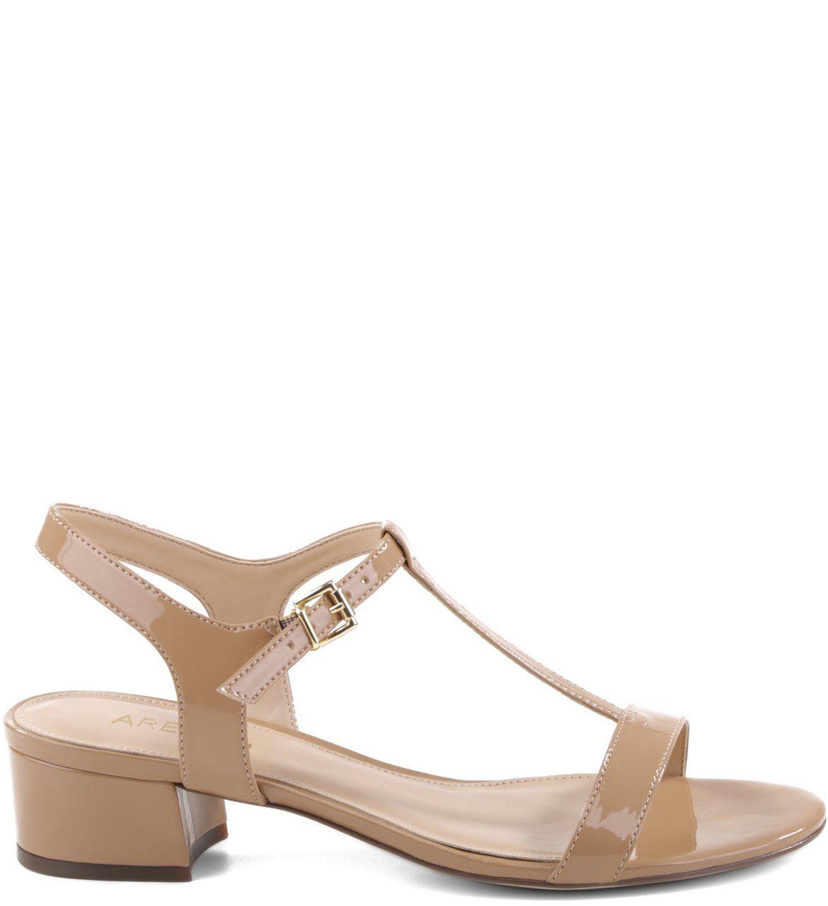 ff4026d0b Sandália Salomé Verniz Nude-Rose | Arezzo | Zapatos y mas zapatos in ...