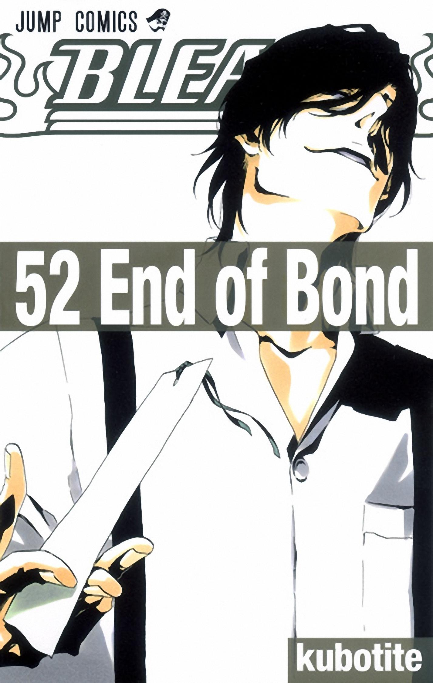 Bleach Volume 52 Cover Read High Quality Manga On MangaGrounds
