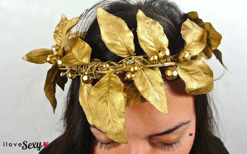 DIY Greek Goddess Headpiece | Halloween | Pinterest ...
