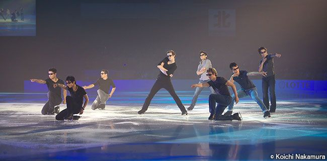 LOTTE presents THE ICE 2013