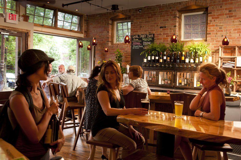 5 Walnut Wine Bar Asheville Nc United States