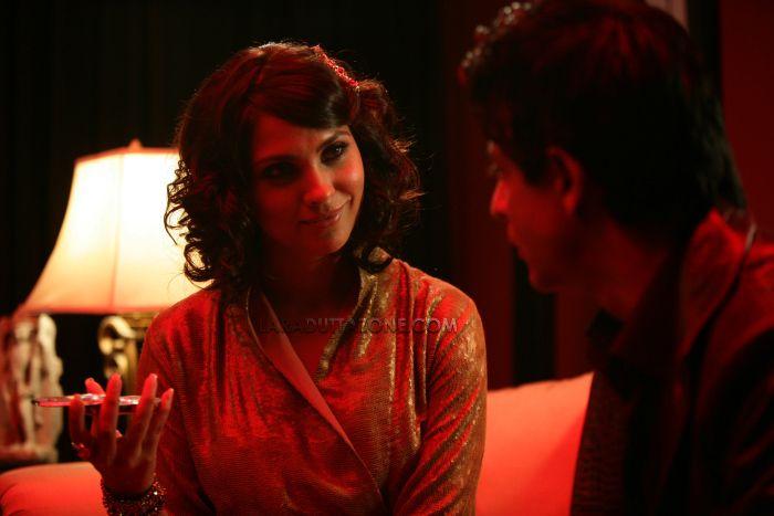 , Lara Dutta and Shah Rukh Khan in Don 2, Anja Rubik Blog, Anja Rubik Blog