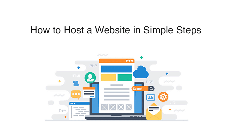 Learn How To Host A Website In A Few Simple Steps Web Hosting Website Website Hosting Web Hosting Coupon