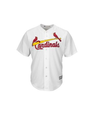 04ccc03d6 Majestic Men s Yadier Molina St. Louis Cardinals Player Replica Jersey -  White XXL