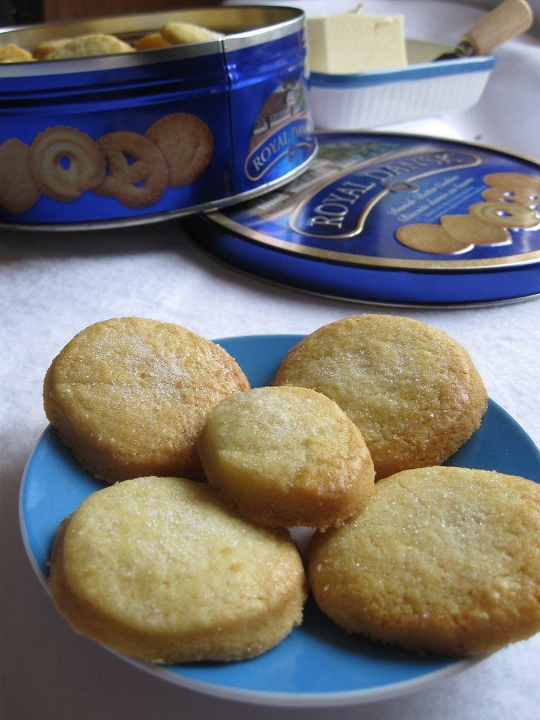 Pin Su Biscotti
