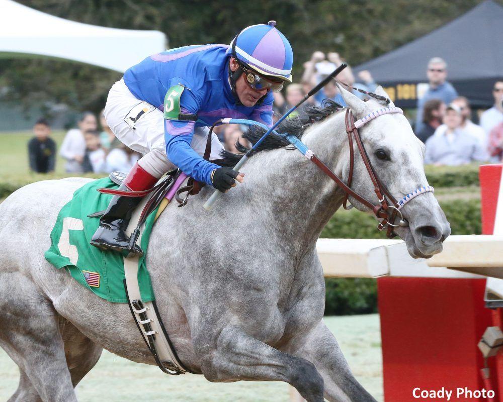 Gray Attempt Sprints To Gazebo Victory; Arkansas Derby