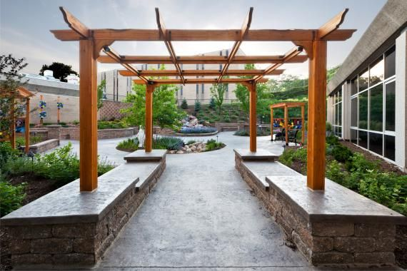 Healing Gardens In Hospitals Garden Ftempo