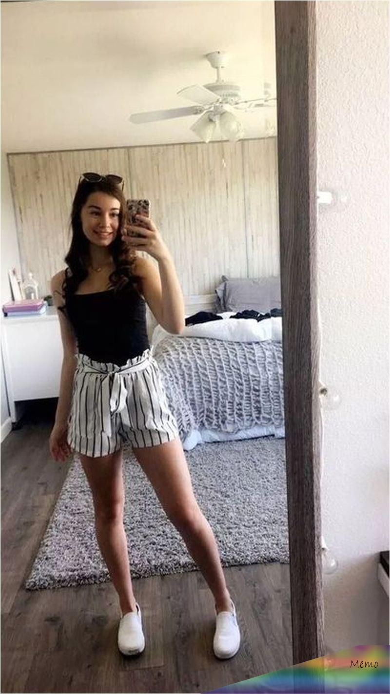 Feb 4, 2020 – Cute Summer Outfits Ideas For Teen Girls can be mixed and matched … – Summer outfits