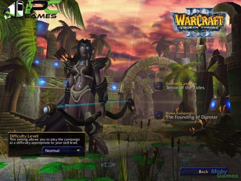 Warcraft Iii The Frozen Throne Pc Game Free Download Warcraft