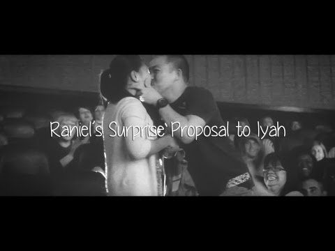 Lost And Found Raniel S Surprise Movie Trailer Proposal Pretty Awesome Wedding