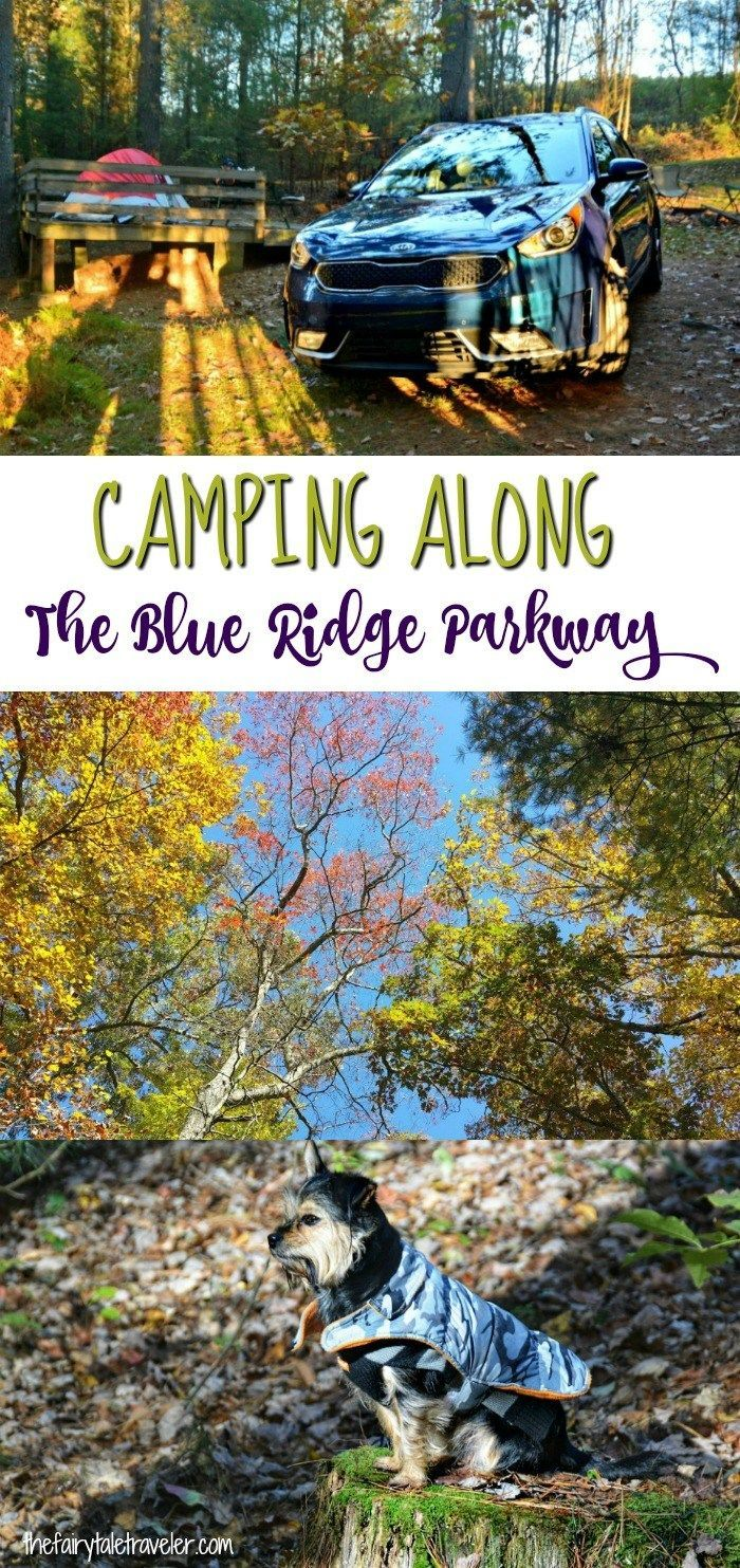 Stargazing and Tent Camping on the Blue Ridge Parkway