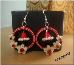 quilling earrings - Google Search