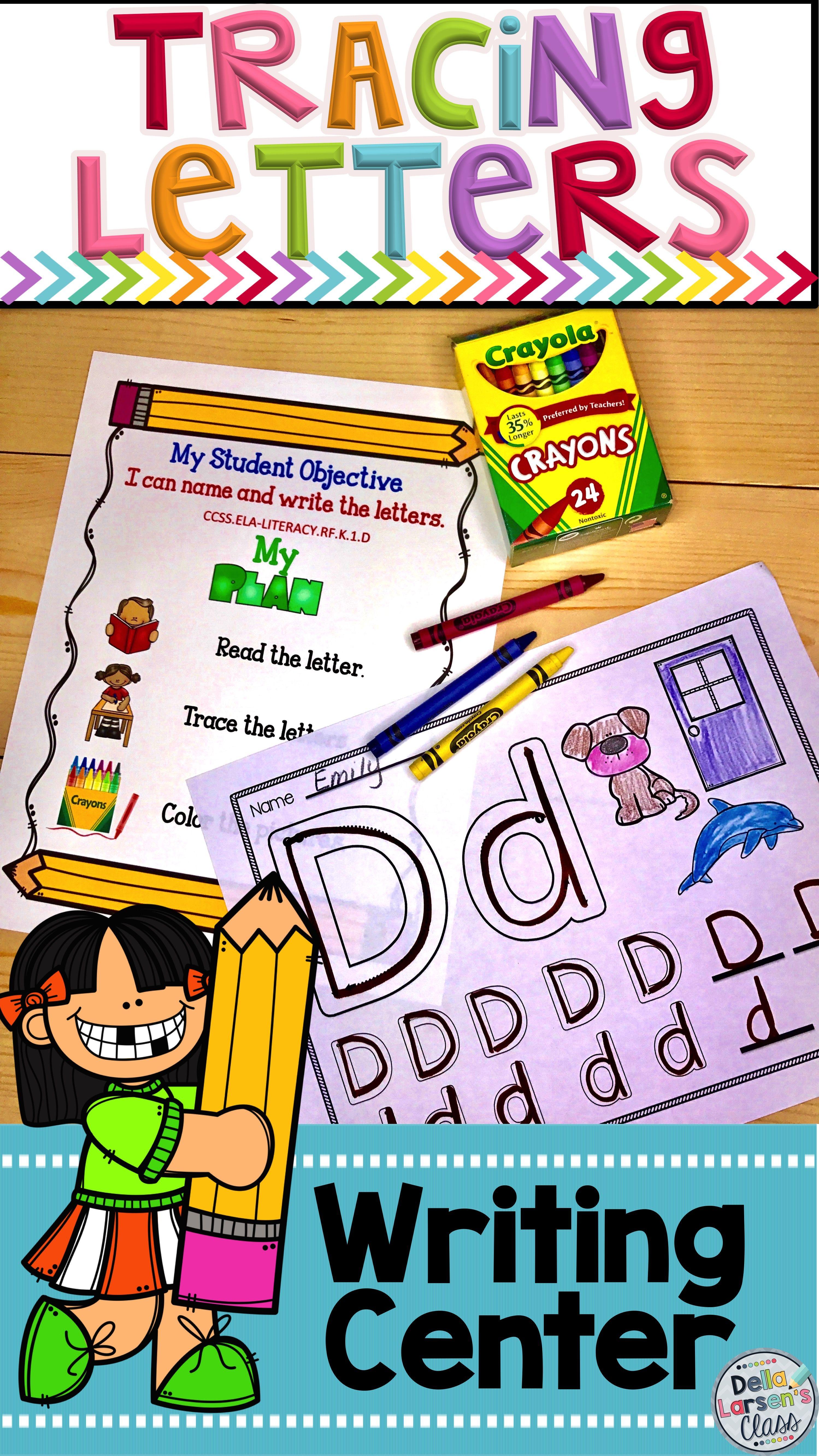 Tracing the Alphabet   Kinder abc und Kind